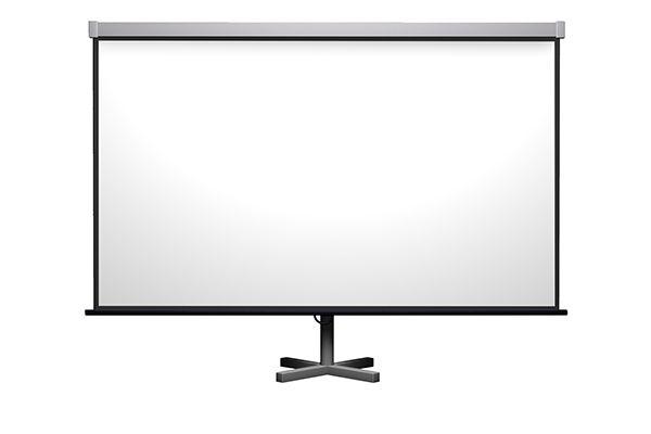 pantalla de proyeccion