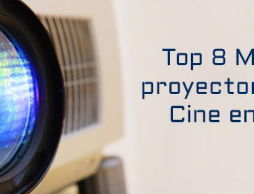 Los 8 mejores proyectores para cine en casa