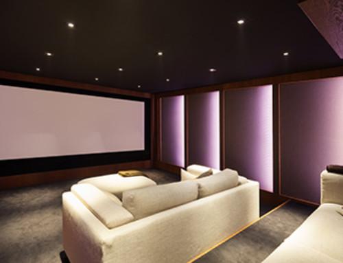 ¿Qué incluye nuestro Cine en casa Deluxe?