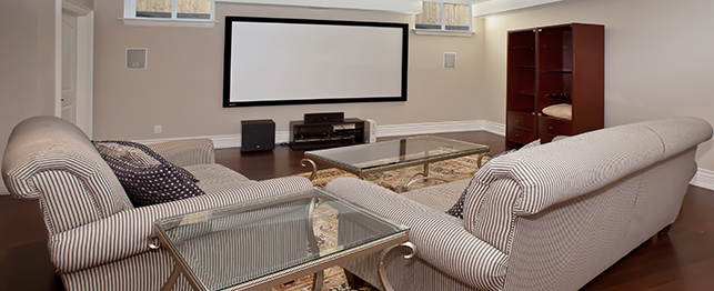 cine en casa Premium