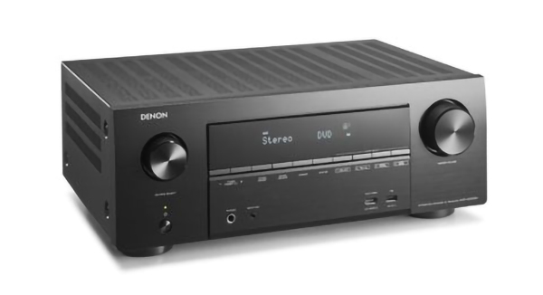 top 5 equipos de sonido: DENON AVR-X2500H