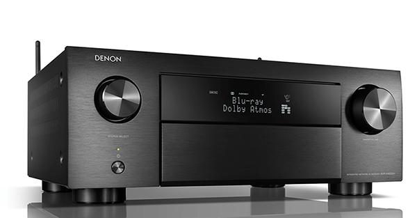 top 5 equipos de sonido: DENON AVR-X4500H