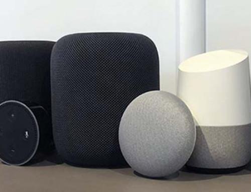 Altavoces inteligentes, nuevos dispositivos para tu hogar