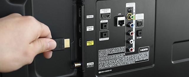 ¿Para qué sirven los puertos HDMI de tu Smart TV?
